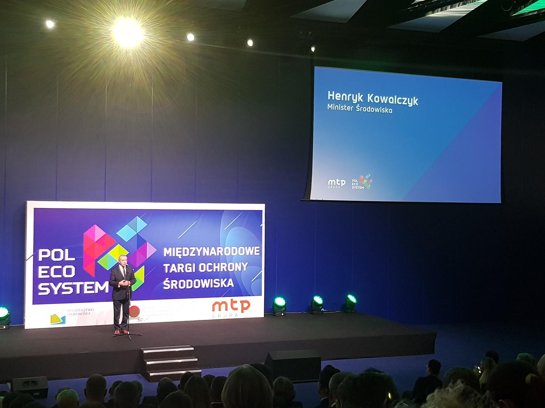 Umweltminister von Polen: Henryk Kowalczyk