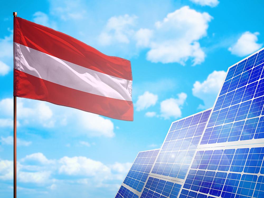 Österreich plant: 100% bis 2030 aus erneuerbaren Energien – @shutterstock | Anton_Medvedev