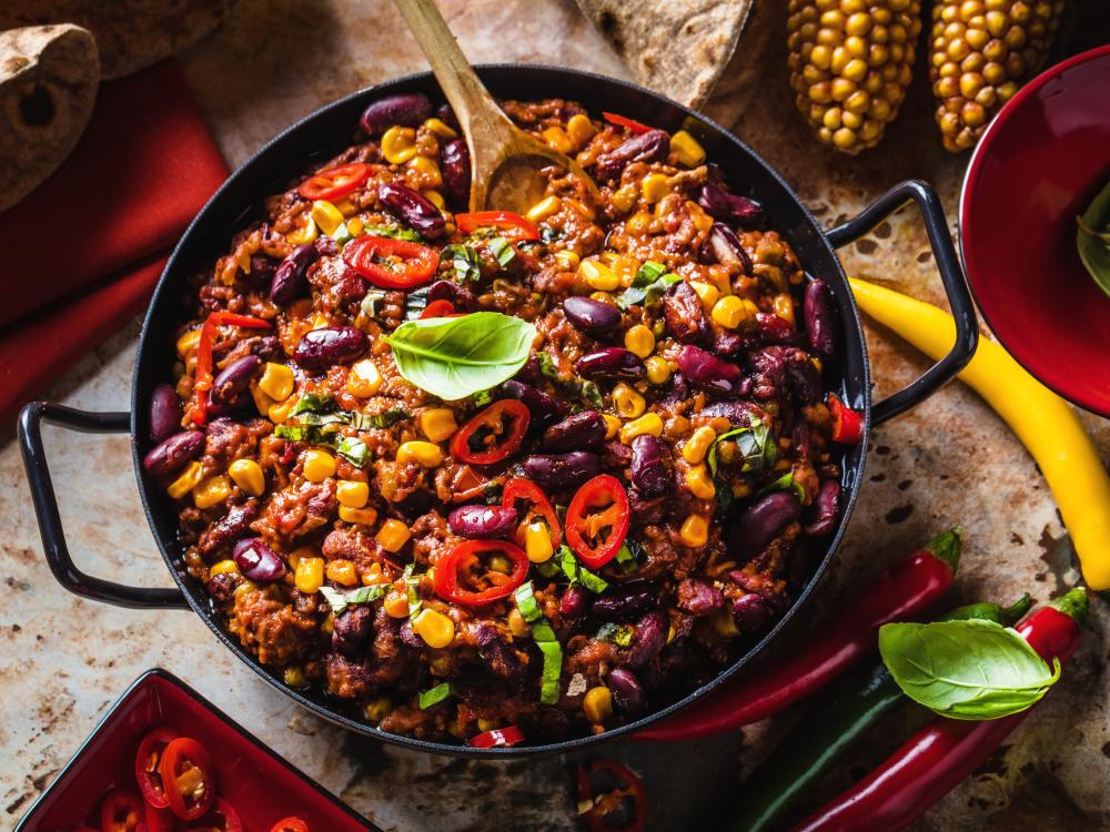 Welcher Eintopf soll es sein - Chili con Carne - Bild: @shutterstock|KarepaStock