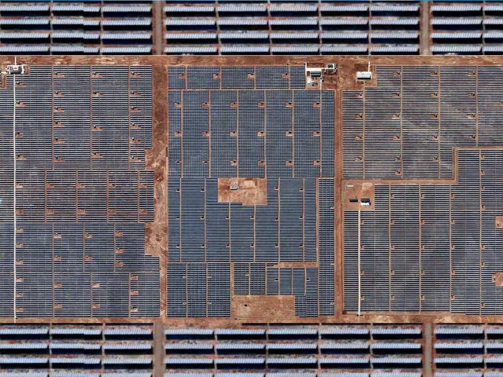 2017 größte Solaranlage der Welt: Longyangxia Dam Solar Park in China – Bild: @shutterstock|burakyalcin